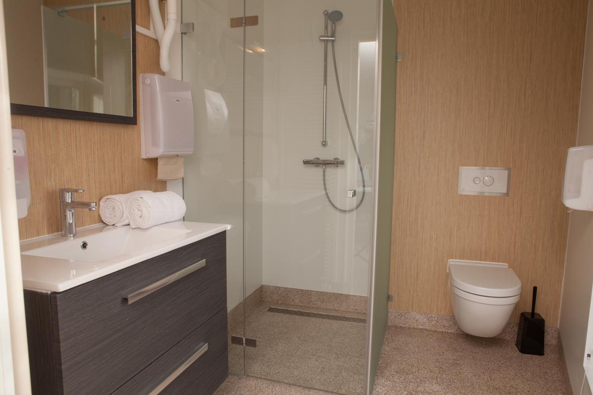 Kamer 2 Stadslogement KingSize - badkamer